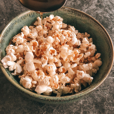 Crunchy Popcorn