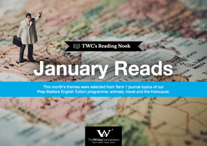 TWC's Reading Nook - January Edition