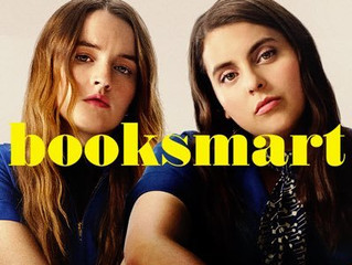 """Check out my BuzzFeed post on """"7 Reasons Why Booksmart Is The Refreshing Teen Movie We Needed&q"""