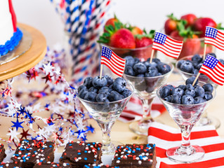 How to Host a Backyard Labor Day Soiree