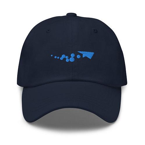 EJ Cap in Navy