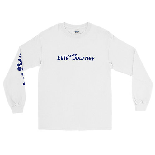 EJ Long Sleeve Shirt with sleeve detail