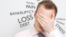 Debt can affect your health!