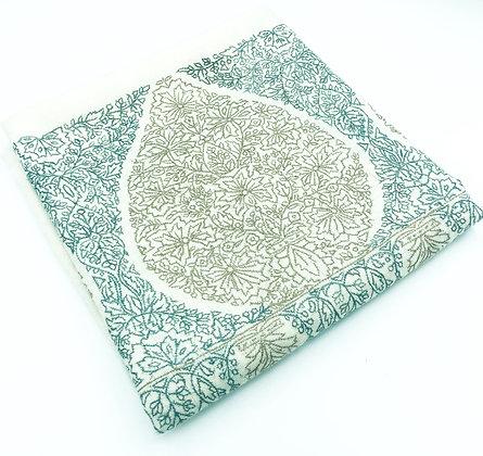 Hand embroidered Palla cashmere stole