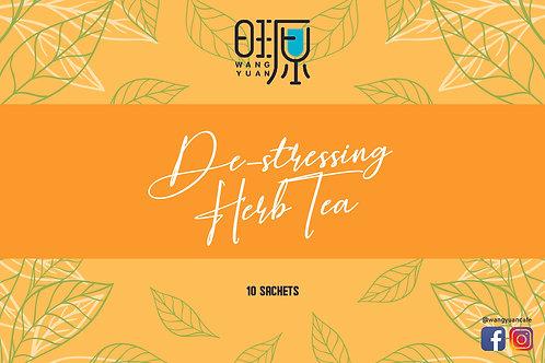 De-stressing Herb Tea