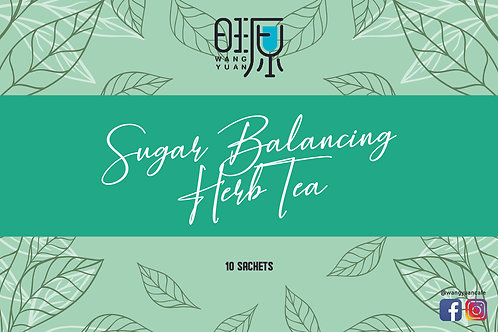 Sugar Balancing Herb Tea