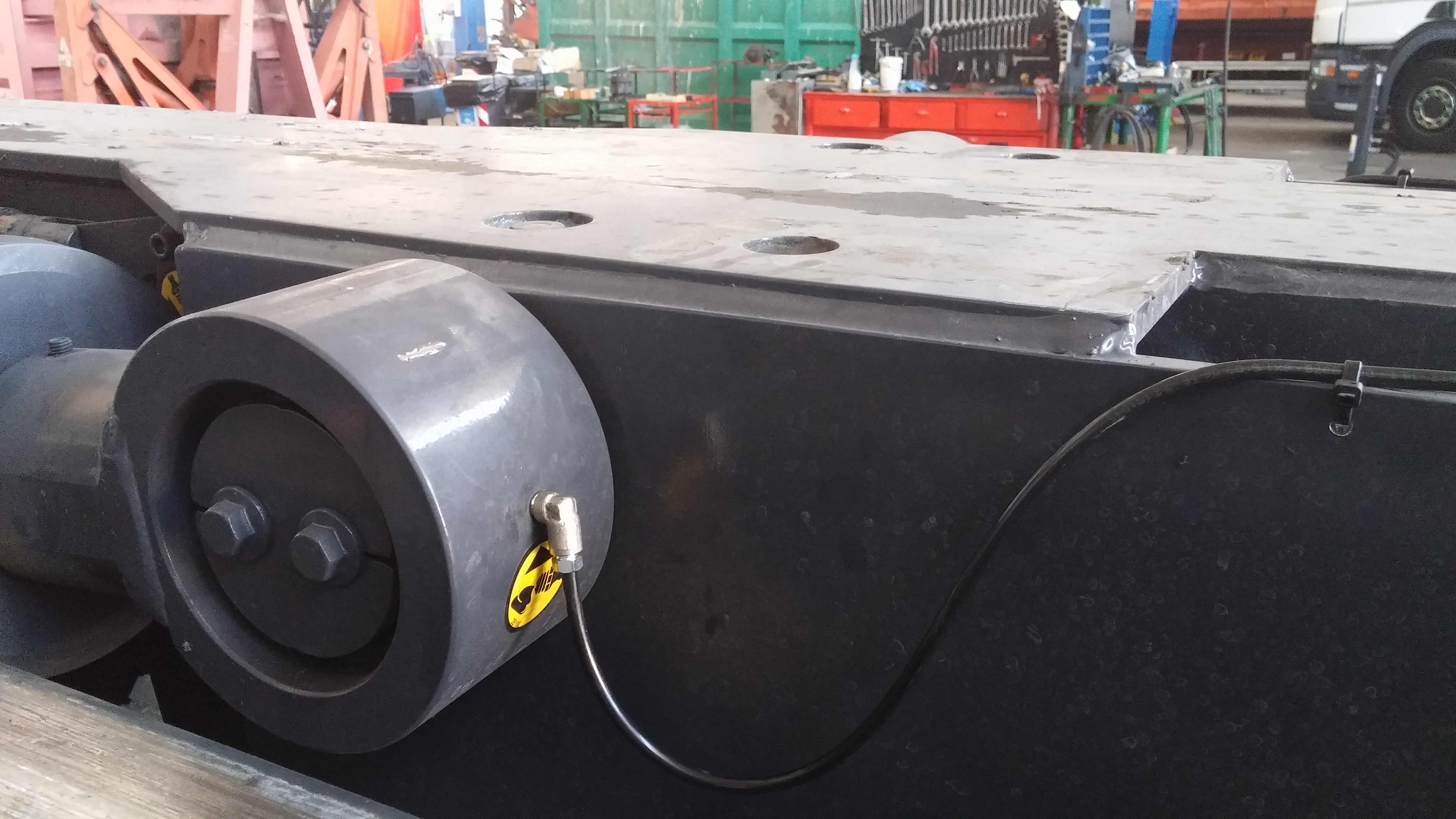 Impianto di ingrassaggio - Scarrabile (3)