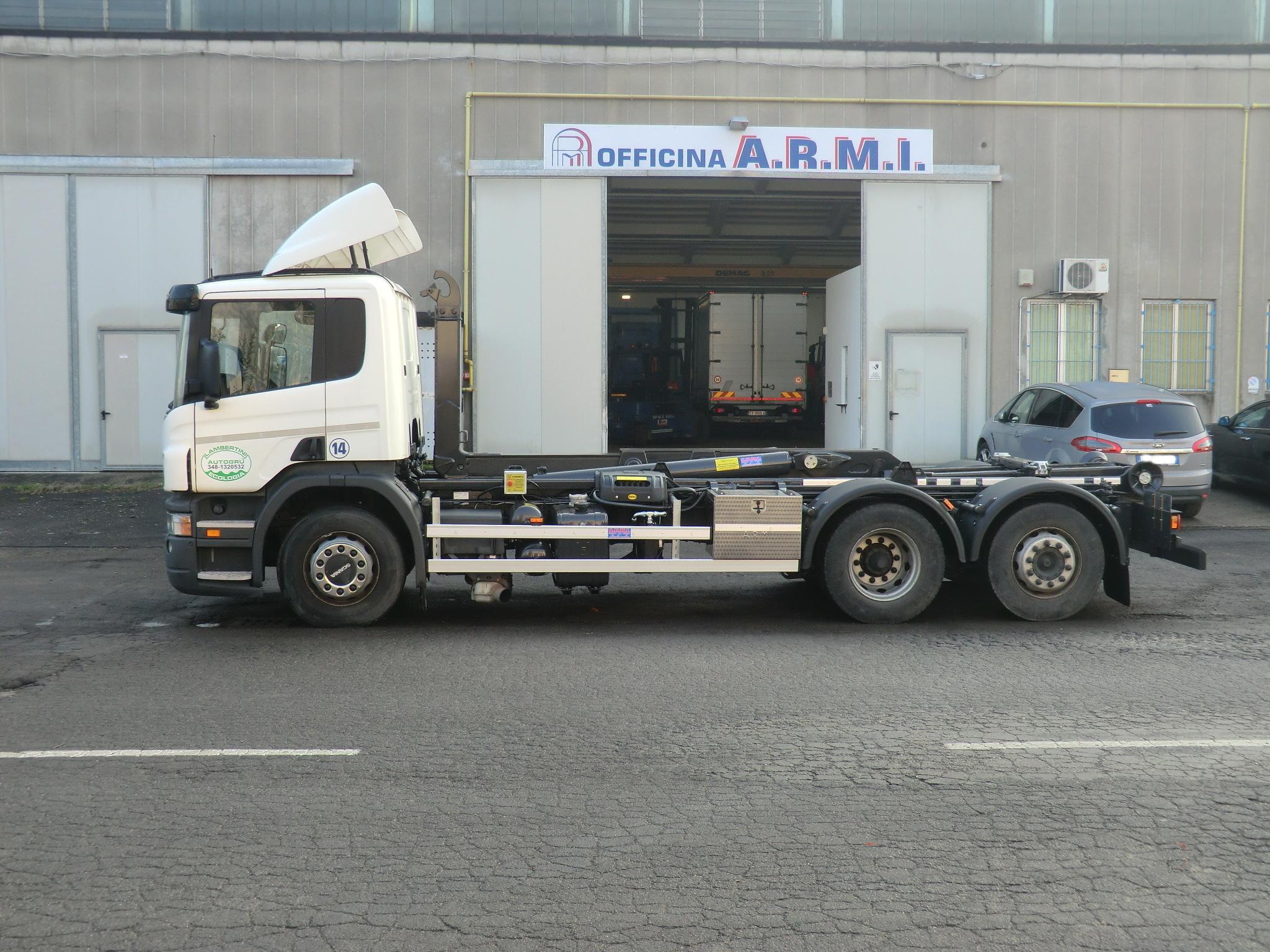 Lambertini-ITK267 su Scania