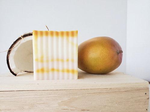 Mango Coconut Creme