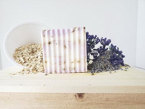 Honey Oat Lavender