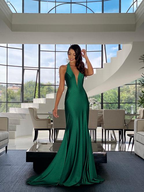 Vestido Esmeralda
