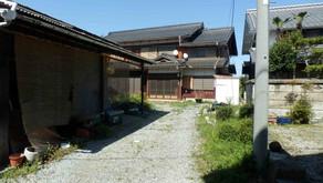 「下西川町の敷地150坪、木造築55年の空き家」を公開、募集開始しました。