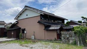 「三津屋町にあり琵琶湖近くの大正元年築の古民家と土蔵」を公開、募集開始しました。