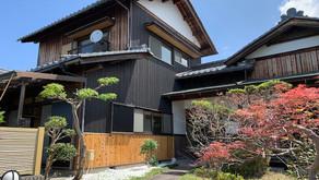 「野田山町の庭園のある見晴らしの良い古民家」を公開、募集開始しました。