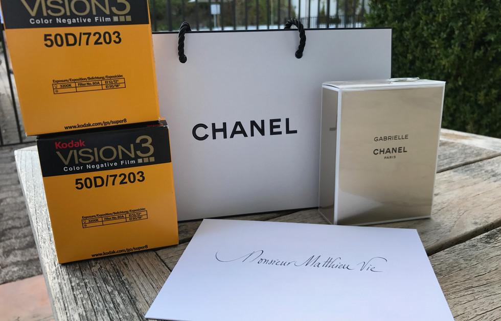 Chanel + Super 8