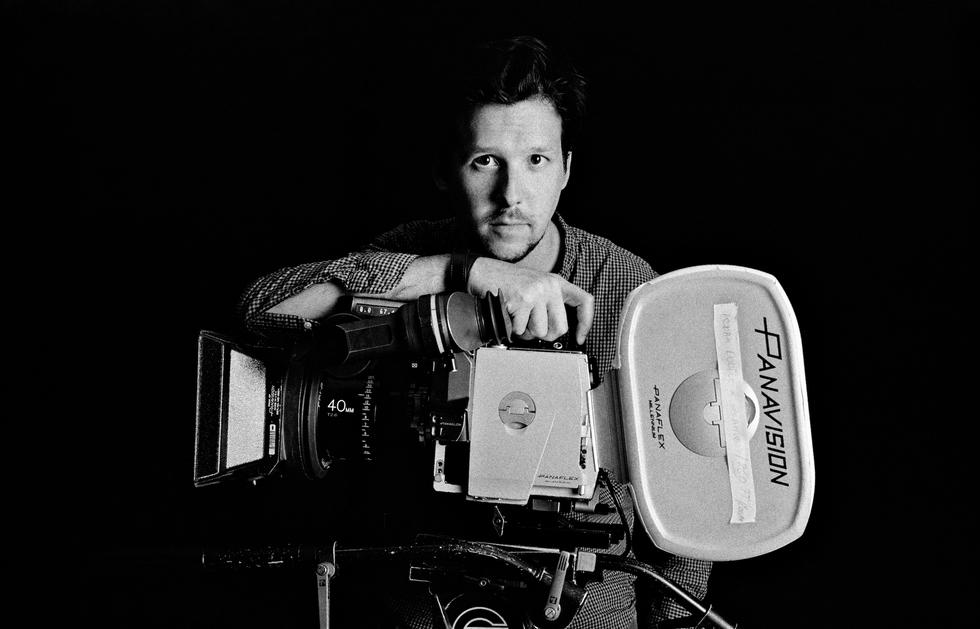 Official Portrait by Mathieu Tourren