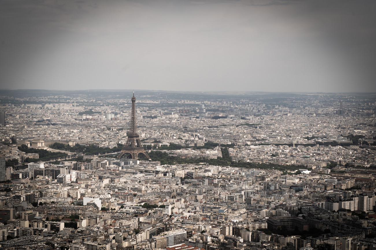 Transit Parisien Hélicoptère