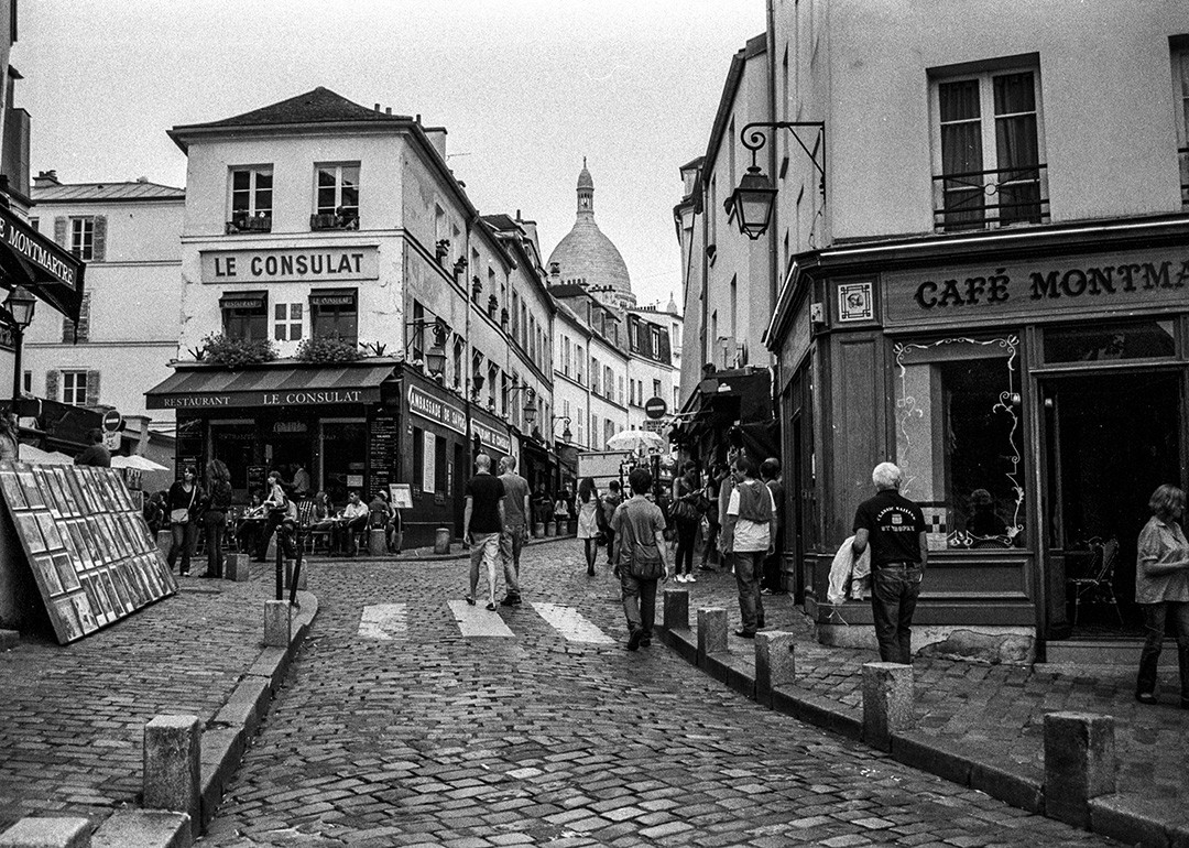 Montmartre 20h