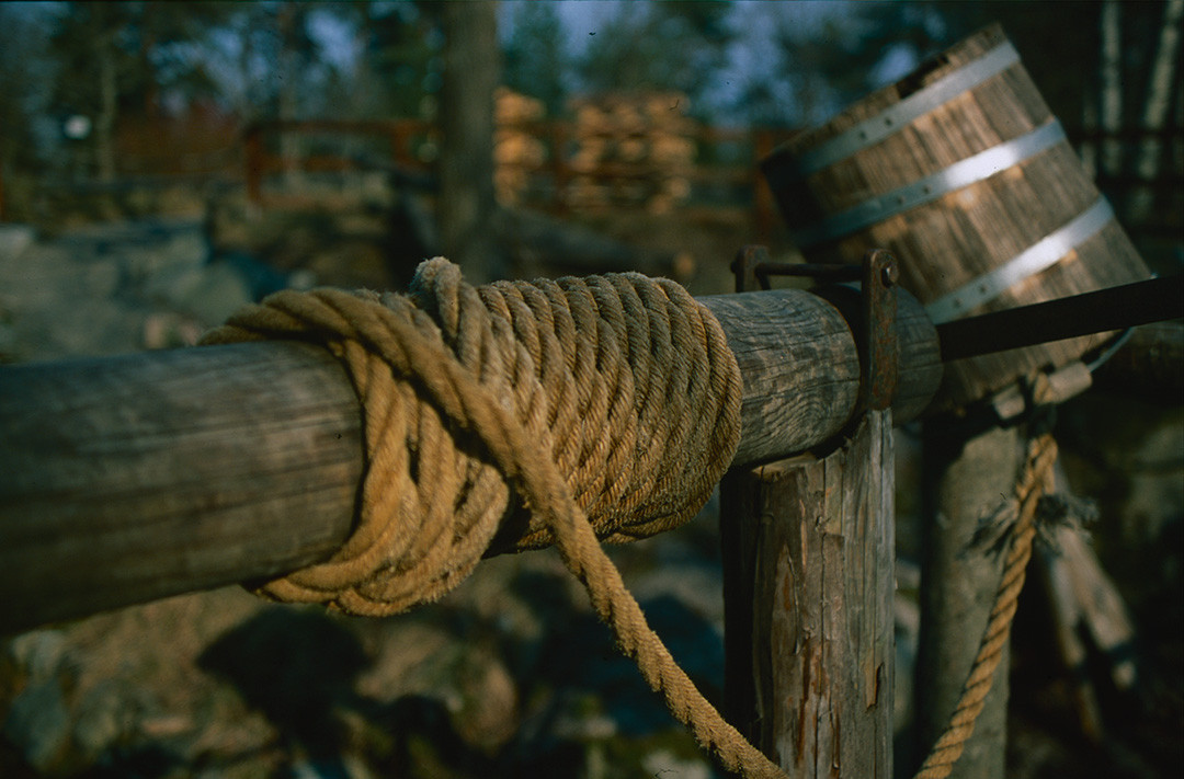 Sverige Rope