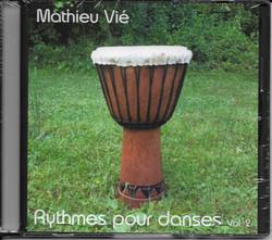 Rythme Pour Danses Vol. 2