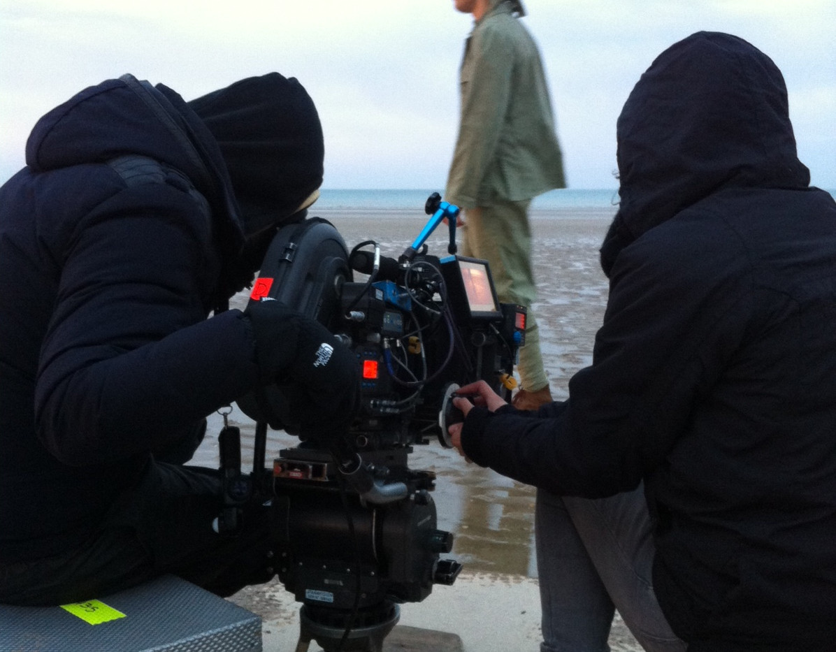 D-Day shooting