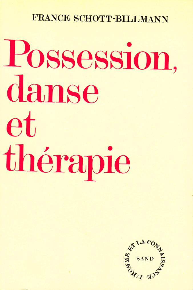 Possession, danse et thérapie