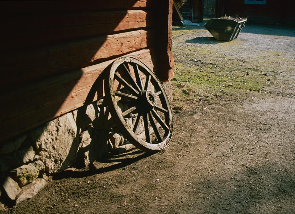 Sverige Wheel
