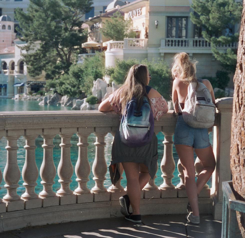 Bellagio's Fountains