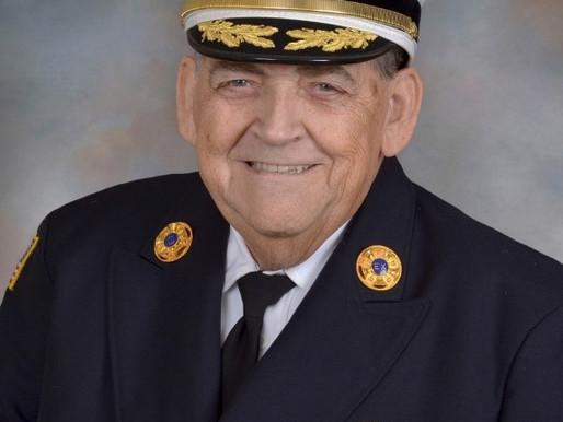 LFD Remembers Ex-Chief Steve Kruegler, Key #95