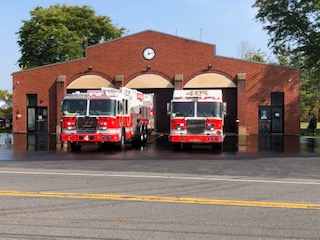 Welcome Truck 4 and Engine 415!