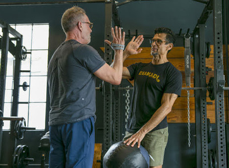 Boomers Want Mature Fitness Coaches