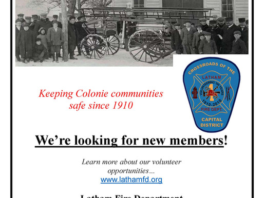 We're looking for new members!