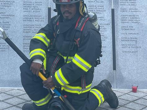 9/11 Memorial Stair Climb