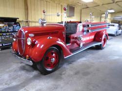 1939 Grand Prairie Fire Truck