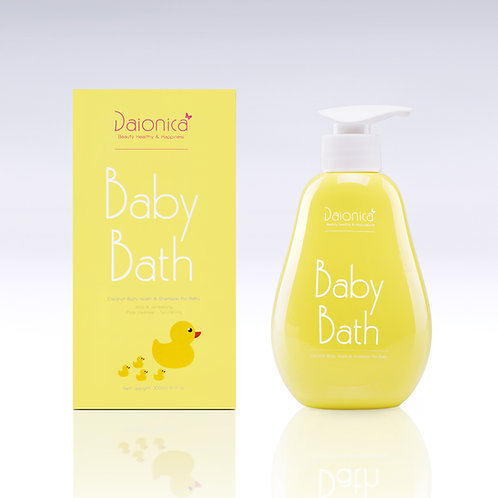 Daionica® Baby Bath 2 in 1