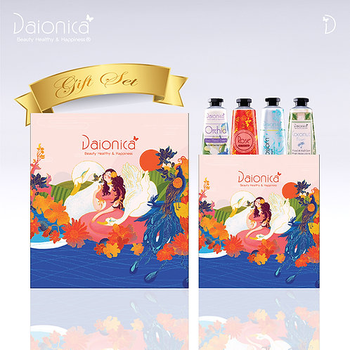 Daionica® Coco Hand Cream_Set