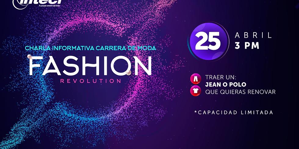 "Charla informativa ""Fashion Revolution"""