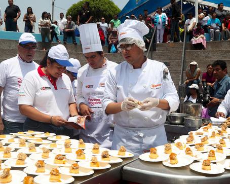 Peruanos Naturalmente: Feria por la Biodiversidad, la Salud y la Alimentación