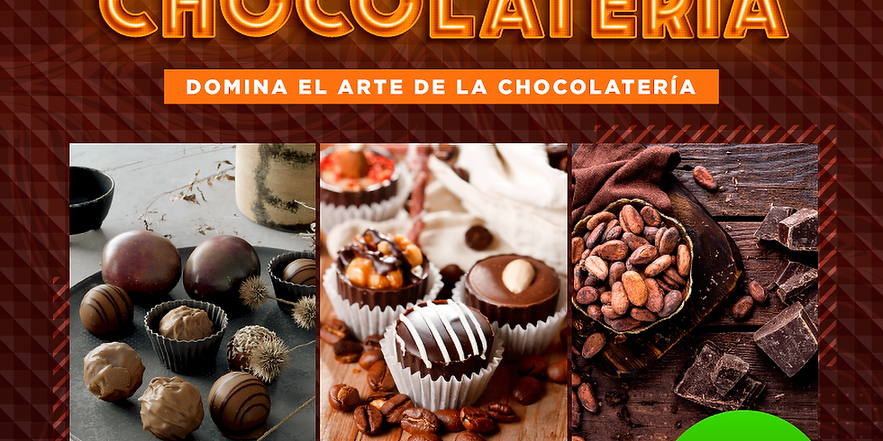Curso Especializado en Chocolatería