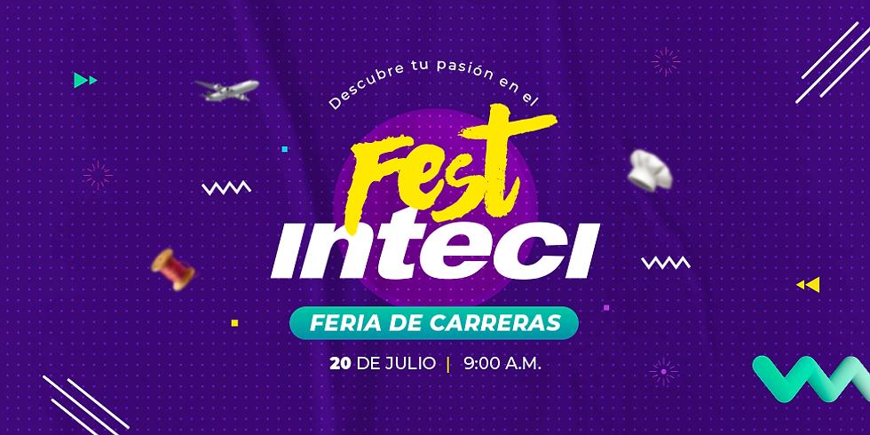 """""""Fest Inteci"""" Feria de Carreras"""