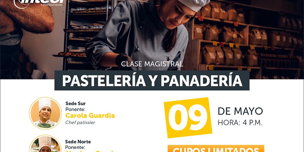 """Clase Magistral """"Pastelería y Panadería"""""""