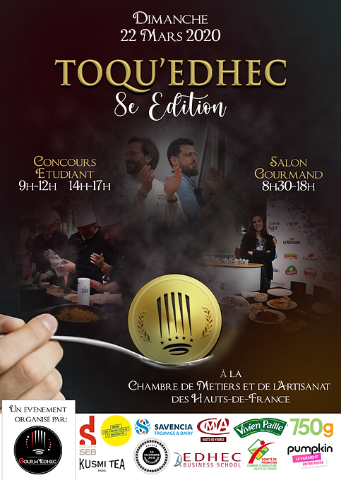 Affiche Toqu'Edhec 2020_8e Edition.png