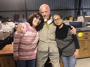 Leo Taylor with Sharon and Maria.jpg