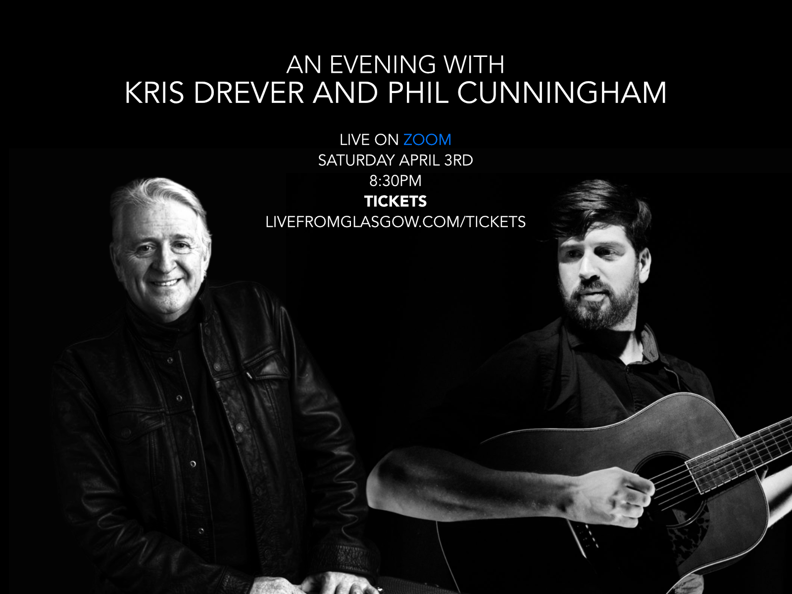 Kris and Phil Poster