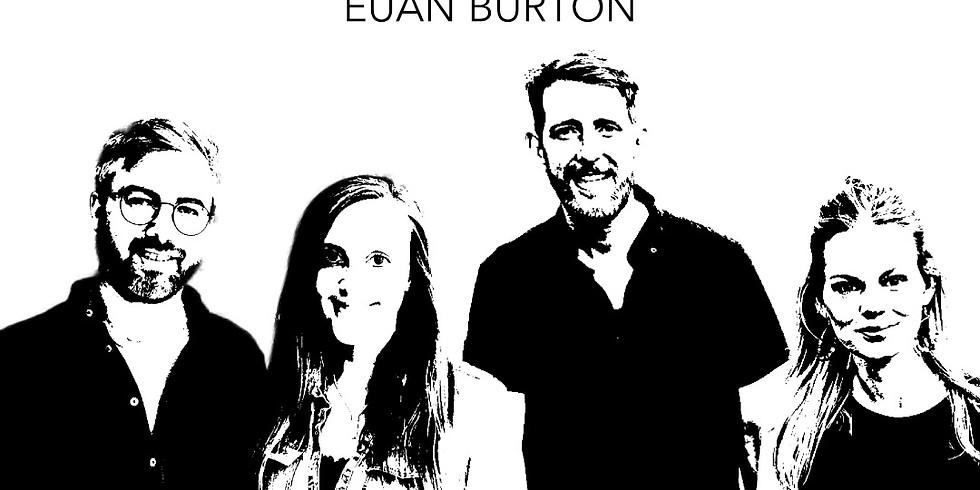 Siobhan Miller, Megan Henderson, Ewan Robertson and Euan Burton