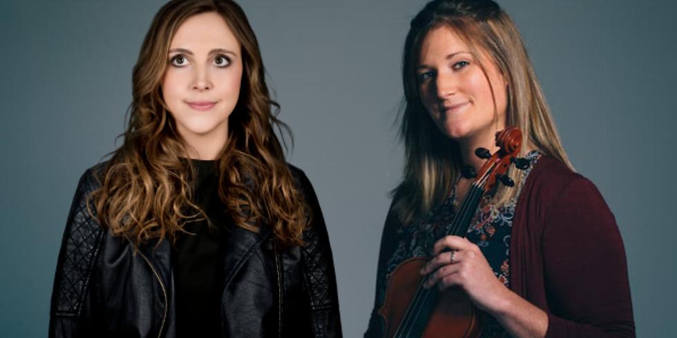 Jeana Leslie and Siobhan Miller - Livestream Concert