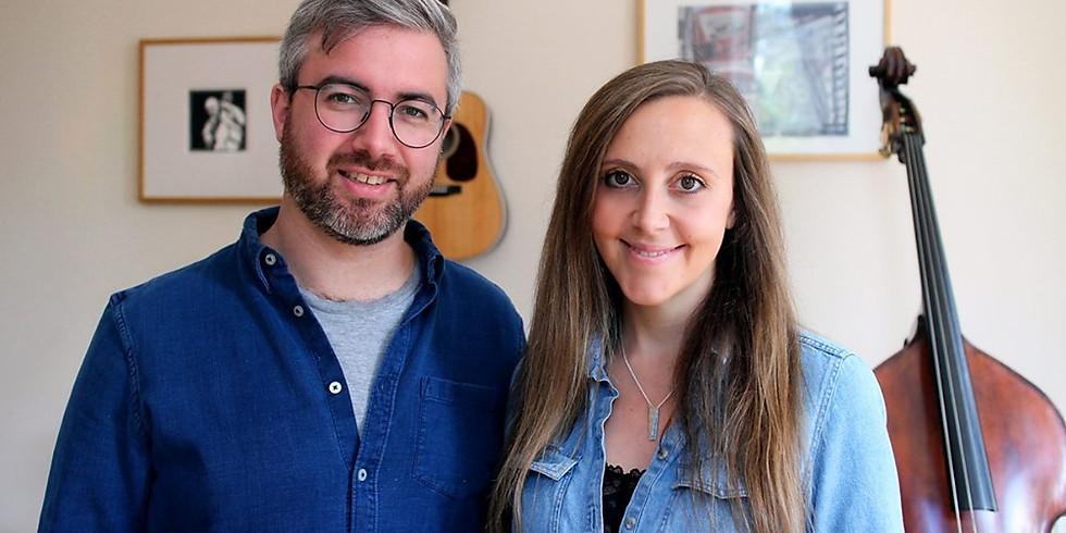 Siobhan Miller and Euan Burton - Live on ZOOM