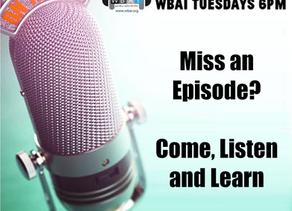 Come Listen: RadioGAG Episodes Available!