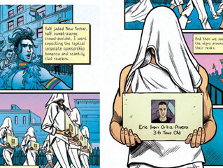 "GAG's ""Human Beings"" Appear in DC Comics/IDW's ""Love is Love"""