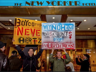 Bloomberg News Mentions GAG's Hertz, FedEx, Wyndham Boycott | GAG in the News